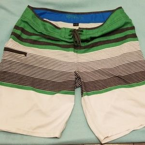 O'Neill HyperFreak size 36 board shorts